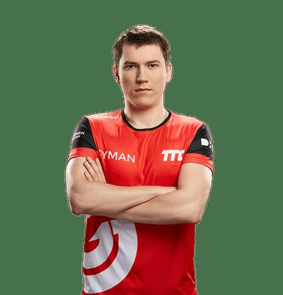 Игрок Maksim Zaikin CSGO
