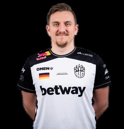 Player Johannes Wodarz CSGO
