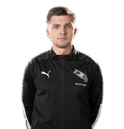 Player Damian Kislowski CSGO