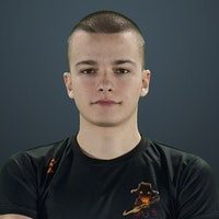 Player Nemanja Šarenac CSGO