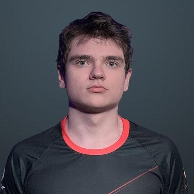 Player Isak Fahlén CSGO