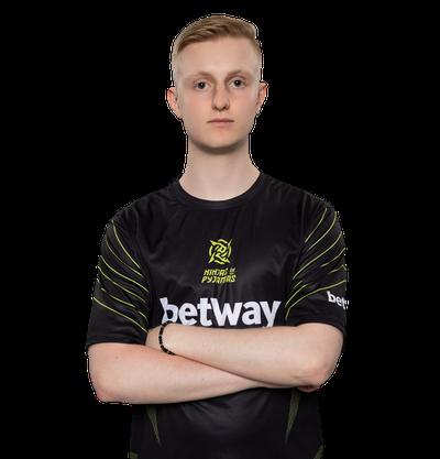 Player Linus Holtäng CSGO
