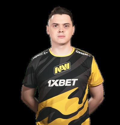 Player Denis Sharipov CSGO