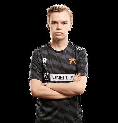 Player Ludvig Brolin CSGO