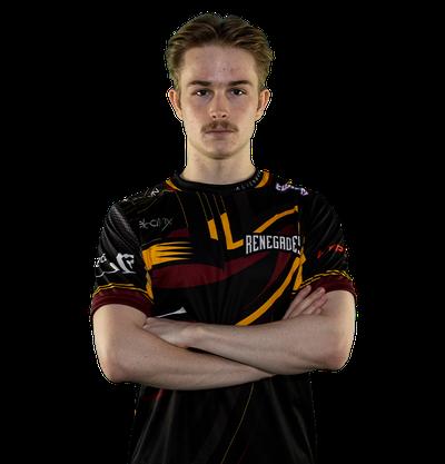 Player Alistair Johnston CSGO