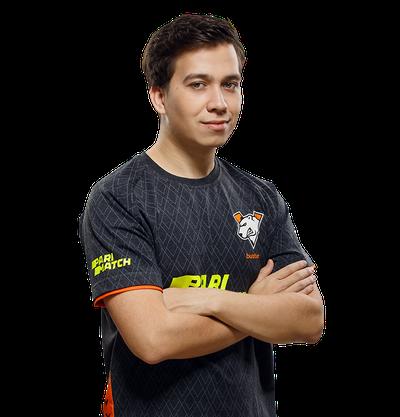 Player Timur Tulepov CSGO