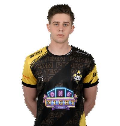 Player Bartosz Niebisz CSGO