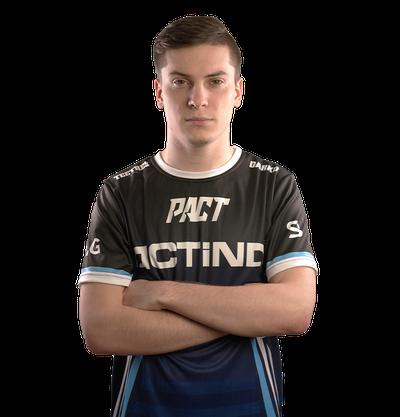 Player Kacper Ściera CSGO