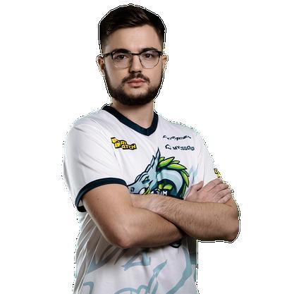 Player Viktor Orudzhev CSGO