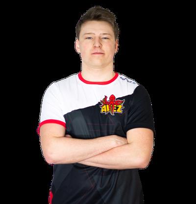 Player Kuba Markowski CSGO