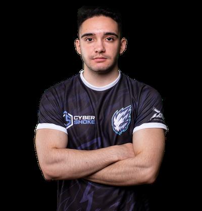 Player Hristiyan Pironkov CSGO