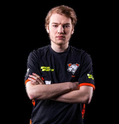 Player Arek Nawojski CSGO