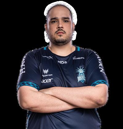 Player Alexandre Santos CSGO