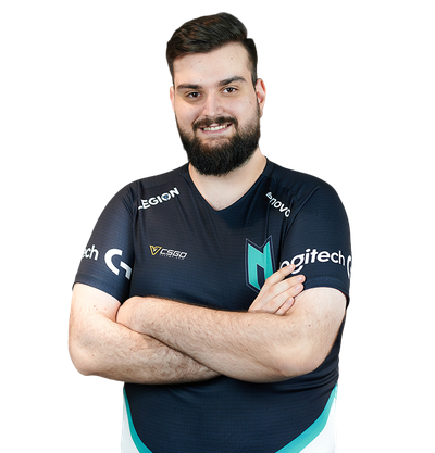 Player Valentin Bodea CSGO