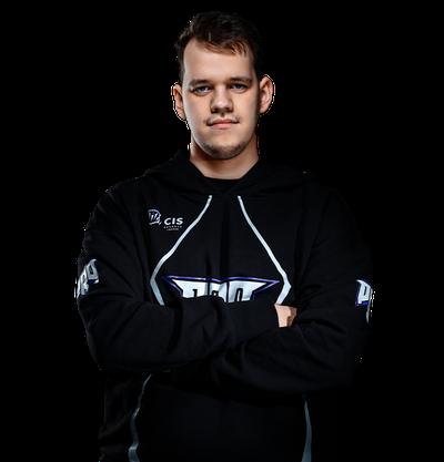 Player Aleksey Trofimov CSGO