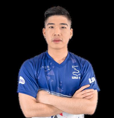 Player Christophe Xia CSGO