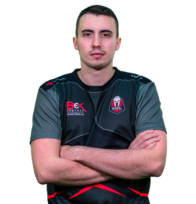 Player Luka Živanović CSGO