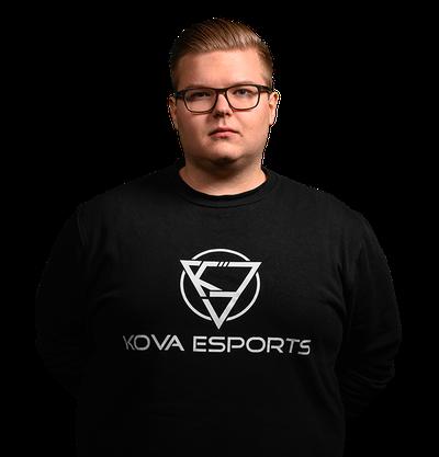 Player Petteri Jaakkola CSGO