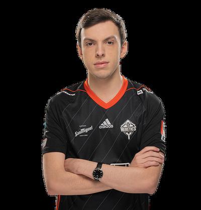 Player Lucas Chastang CSGO