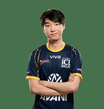 Player Jay Jeong CSGO