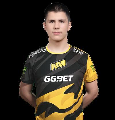 Player Valeriy Vakhovskiy CSGO