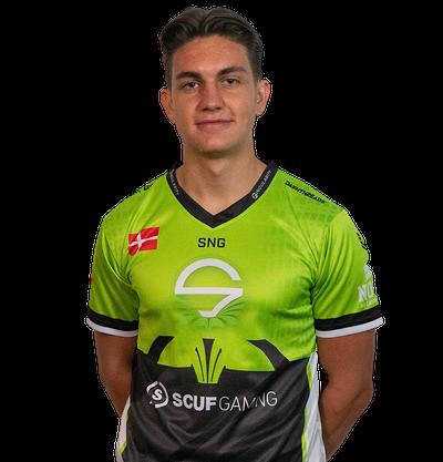 Player Oliver Berg CSGO