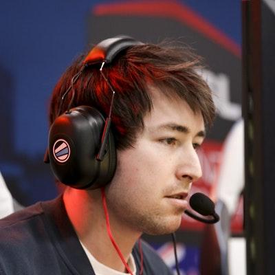Player Chris McGillivray CSGO