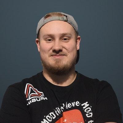 Player Teis Løwenstein CSGO