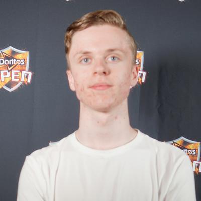 Player Erik Gustafsson CSGO