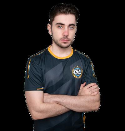 Player Patrik Žúdel CSGO