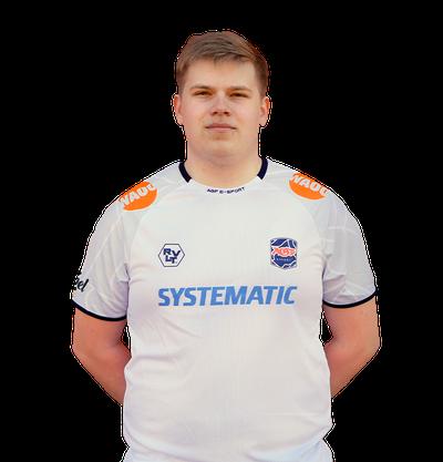 Player Thomas Bundsbæk CSGO