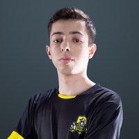 Player Andrei Gonçalves CSGO