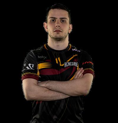 Player Jordan Bajic CSGO