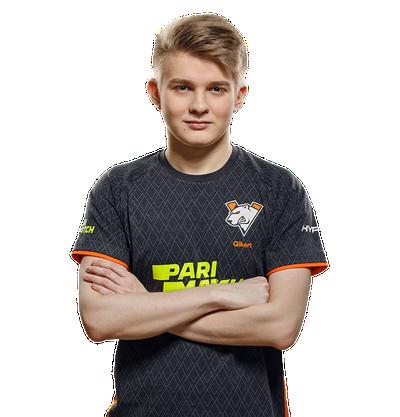 Player Alexey Golubev CSGO