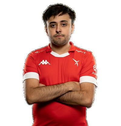 Player Adam Ahmad CSGO