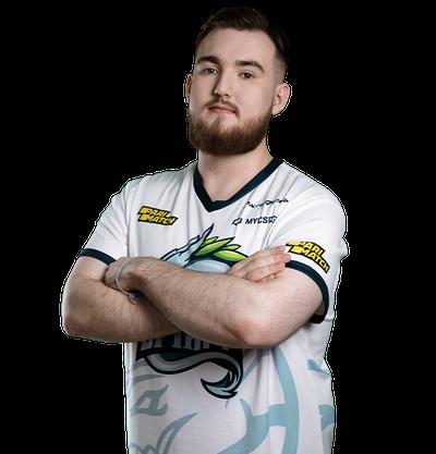 Player Leonid Vishnyakov CSGO