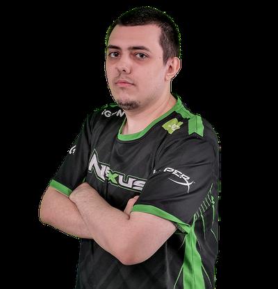 Player Cristian Niță CSGO