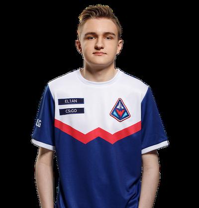 Player Aleksey Gusev CSGO
