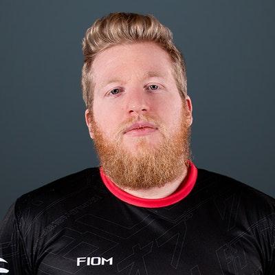 Player Erik Flom CSGO