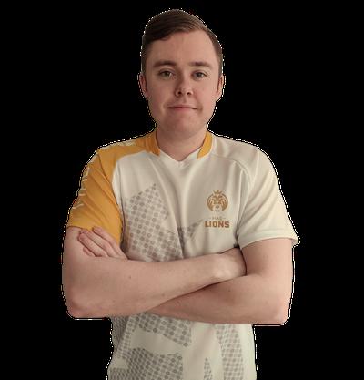 Player Asger Larsen CSGO