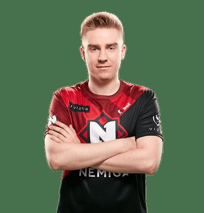 Player Anton Burko CSGO
