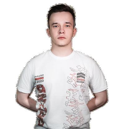 Player Nikolay Zhukov CSGO
