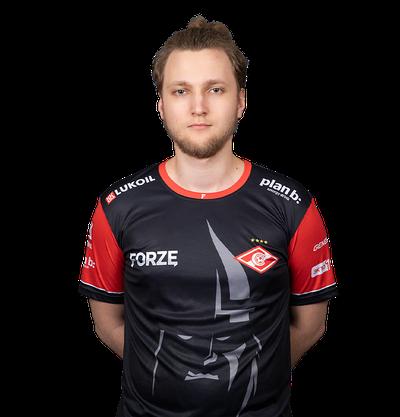 Player Andrey Mekhryakov CSGO