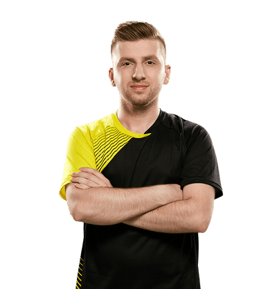 Player Dionis Budeci CSGO