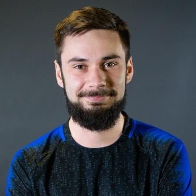 Player Guillaume Veron CSGO