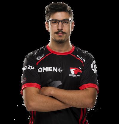 Player Joao Ferreira CSGO