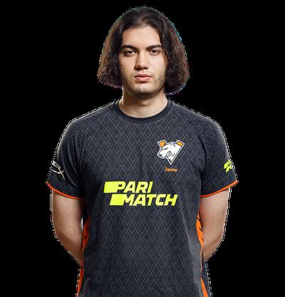Player Dzhami Ali CSGO