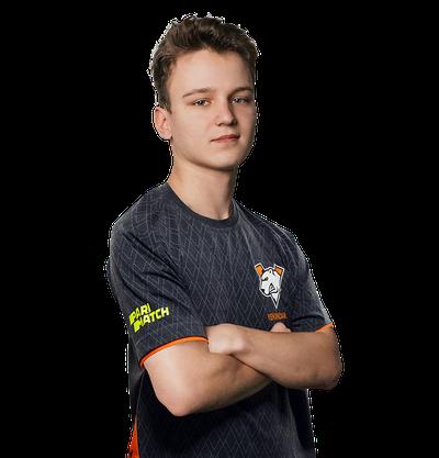Player Mareks Gaļinskis CSGO