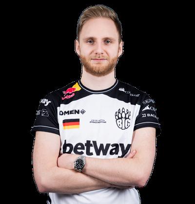 Player Florian Rische CSGO