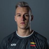 Player Justinas Lekavicius CSGO